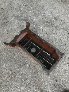 Original Used Ford Tractor 8n Engine Oil Pan