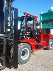 Taylor Thd 360l Forklift Capacity 36 000 Lbs