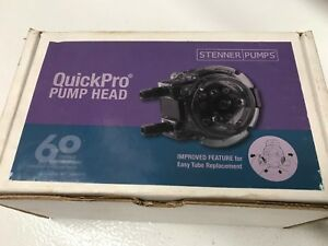 Replacement Pump Head 2 metering Stenner Qp102 1g1 J 57l