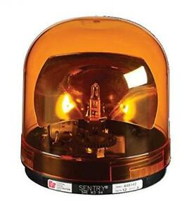 Federal Signal 449112 02 Class 1 Sentry Halogen Beacon Permanent Mount With