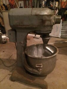 Hobart A 200 20qt Commercial Table Top Mixer Parts repair 10 40 60