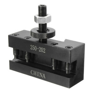 250 202 Turning And Facing Holder Quick Change Tool Boring Cnc Tool Holder