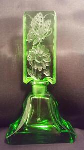Authentic Hoffman Schlevogt Perfume Bottle From The Ingrid Collection Rare Antiq