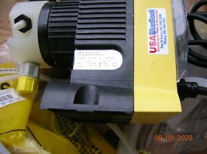 Lmi Metering Pump A141 915si And Associated Assessories see Pictures