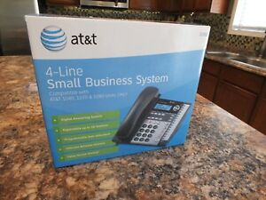 At t 4 Line Small Business System 1080 Phone System