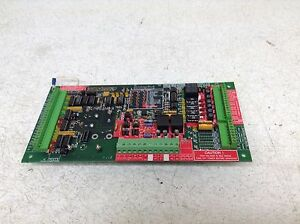 Unitrol Electronics 9280b 4 Power Supply Input output Board 9280b4