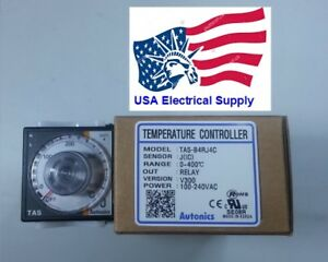 Tas b4rj4c Temperature Controller Relay 0 400c With Socket Base
