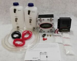Pure Hydrogen Dry Cell Generator Complete Set 9 Plate
