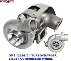 Turbo Charger Billet Wheel Gm8 96 02 Chevy Suburban Pickup Truck 6 5l Diesel V8