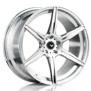 20 Vorsteiner Vfn506 Forged Concave Wheels Rims Fits Ford Mustang Shelby