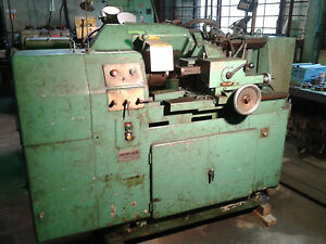 Turning Broaching Machine Sz 250n Droop Rein Germany Lathe Sz250n