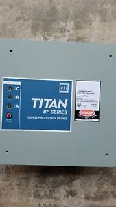 Efi Titan 200bp T200bp277 480y Bp Series Surge Protection Device