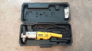 Dewalt D124 Heavy Duty 1 2 Stud And Joist Drill With Caryying Case