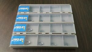 Iscar 11ir 2 00 Iso Ic908 10 Pcs Threaded Carbide Inserts Free Shipping