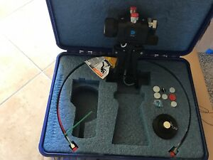 New Ge Druck Pv411a Pressure And Vacuum Hand Pump With Accessory Kit