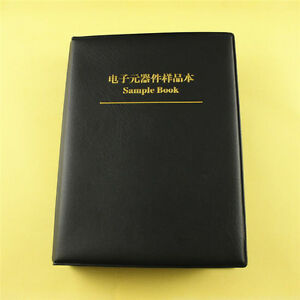 170 Value 0805 2012 Smd Resistor Kit Sample Book 0r 10mr 1 8w 5 8500pcs