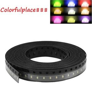 0805 Red Yellow Blue Green Warm White Orange Uv Pink Dash Smd Smt X box Led Leds