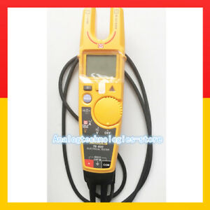 Fluke T6 600 600v Cat Iii Voltage Electrical Test Non contact Meter