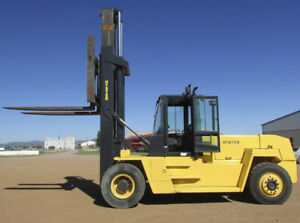 Forklift Hyster 40 000 Lbs Capacity