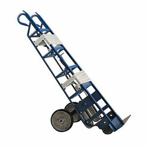 Dutro 1866 Appliance Hand Truck Blue Full Size