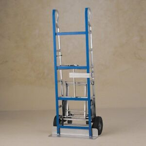 Dutro 1404so Appliance Hand Truck Blue Full Size
