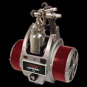 Titan Capspray 105 Hvlp Fine Finish Airless Paint Sprayer 0524033