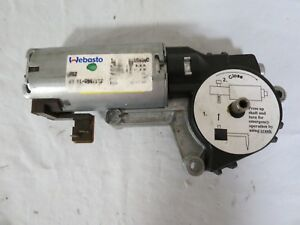 02 03 04 05 06 07 08 Mini Cooper R52 Convertible Sun Roof Regulator Motor Oem