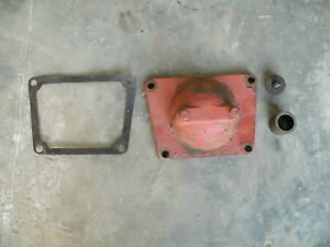 Farmall Ih Super A B C 100 130 140 Belt Pully Right Angle Pto Delete Cover