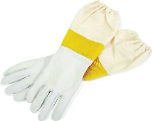 Little Giant Beekeeping Gloves With Padded Vent