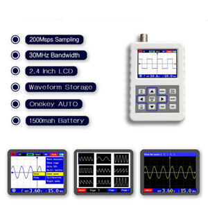 New Dso Nano Pro Digital Oscilloscope 2 4 Inch Lcd Display 30mhz 200ms s
