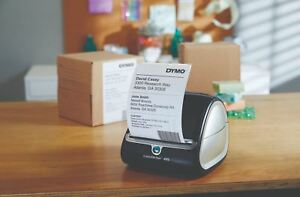 Shipping Label Printer Machine Mail Dymo Thermal Postage Barcode Receipt 2 Rolls