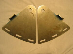 1933 1934 Dodge Plymouth Coupe Rumble Seat Lid Hinge Bracket Reproduction