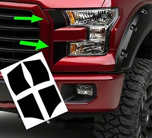 Ford F 150 Raptor Headlight Decal Accent Racing Stripe 2015 2016 2017 2018