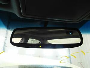 2005 2007 Toyota Avalon Auto Dimming Compass Homelink Rear View Mirror