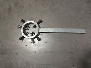 Ims Screw Tip Wrench For Plastic Injection Molding Machines