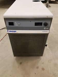 Heidolph Polyscience 6100 Series Refrigerated Recirculating Chiller 1hp