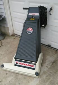Advance Carpetriever 28xp Commercial Vacuum Cleaner 28 Path