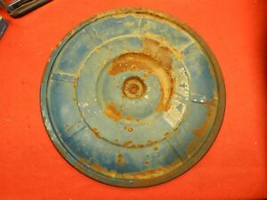 Used 65 66 Ford Galaxie 500 Xl Air Cleaner Filter Housing Top 390 17 1 4 Blue