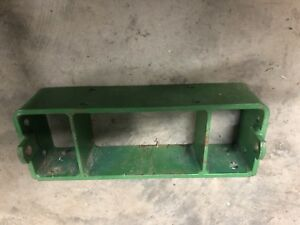 6 750 770 790 John Deere Front Small Suitcase Weight Bracket