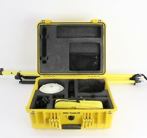 Trimble R8 Model 2 Single Rover Gps gnss Receiver 450 470 Mhz W Tsc3 Access