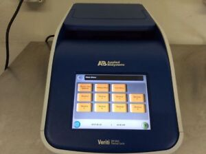 Applied Biosystems Veriti 384 well Thermal Cycler 0 02 Ml Model 9903