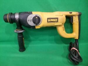 Dewalt D25213k 1 D handle Three Mode Sds Hammer ss2025162