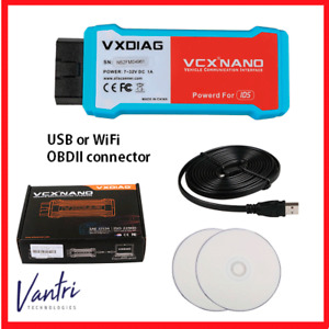 Vxdiag Vcx Nano For Ford Mazda 2 In 1 With Ids V106 Better Than Vcm Ii For Ford
