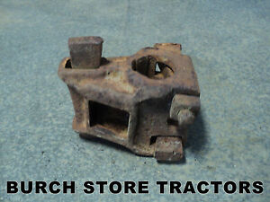 Official Ih Farmall A Cultivator Cuff Clamp With Wedge Bolts