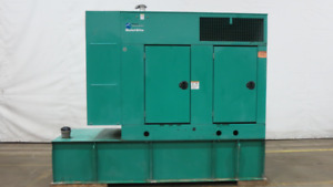 Cummins 80 Kw Diesel Generator 4bt3 9 g3 Engine 68 Hrs Yr 2005 Csdg 2222