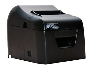 New Touch Dynamic Pr tb4 s Thermal Receipt Printer Usb Pos Brand New X5