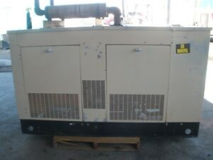 Generac 40 Kw 120 240 3 Ph Natural Gas Generator With Transfer Switch