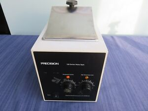 Thermo Scientific Precision 180 Series Water Bath Model 182 6 Liter 3 Avail