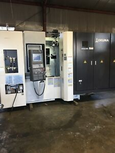 2016 Okuma Mb 4000h Cnc 4 axis Horizontal Machining Center 79500
