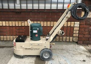 Edco Magna trap Electric Single disc Floor Grinder Sec ng 59800